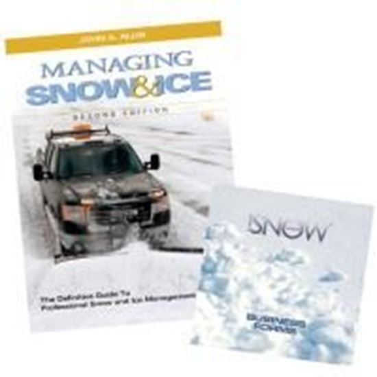 Managing Snow & Ice/Business Forms CD Combo