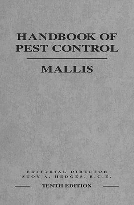 Mallis Handbook of Pest Control, 10th Ed.