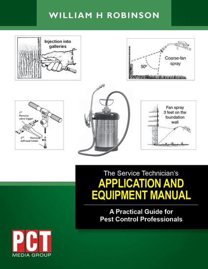 Picture of The Service Technician's Application and Equipment Manual