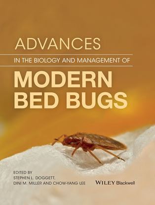 Picture of Advances in the Biology and Management of Modern Bed Bugs
