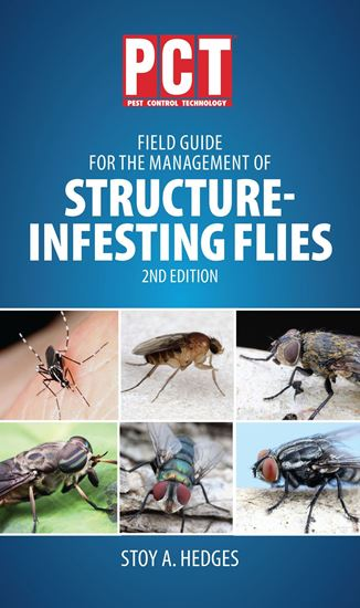 Picture of PCT Field Guide - Mgmt of Structure Infesting Flies - 2nd edition