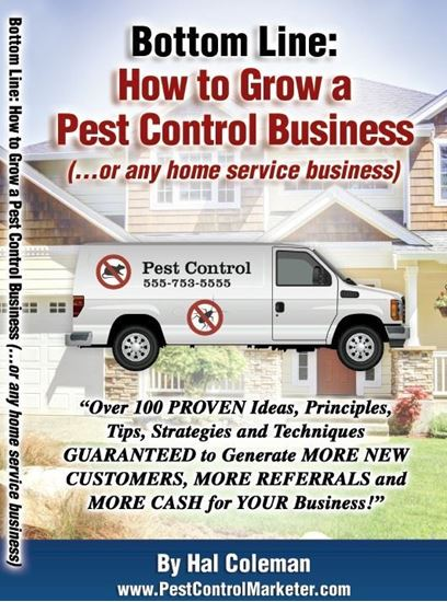 Picture of Bottom Line: How to Grow a Pest Control Business